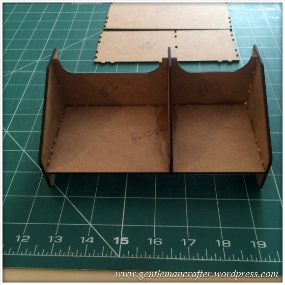 Making MDF Craft Room Storage - 13