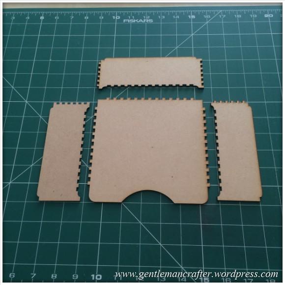 Making MDF Craft Room Storage - 2