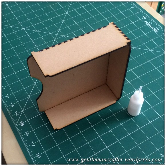 Making MDF Craft Room Storage - 4