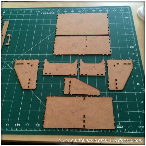 Making MDF Craft Room Storage - 7