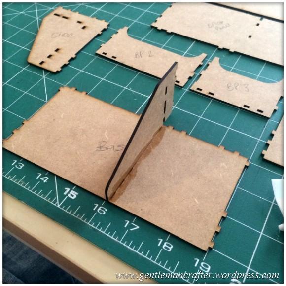 Making MDF Craft Room Storage - 9