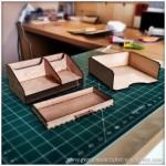 Making MDF Craft Room Storage
