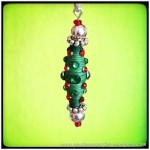 Paper Bead Tree Decorations - Featured Image