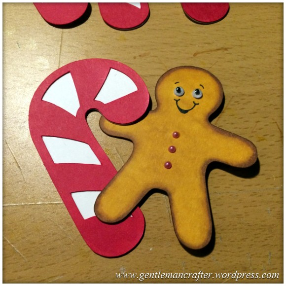 Candy Cane Cut Outs - 2