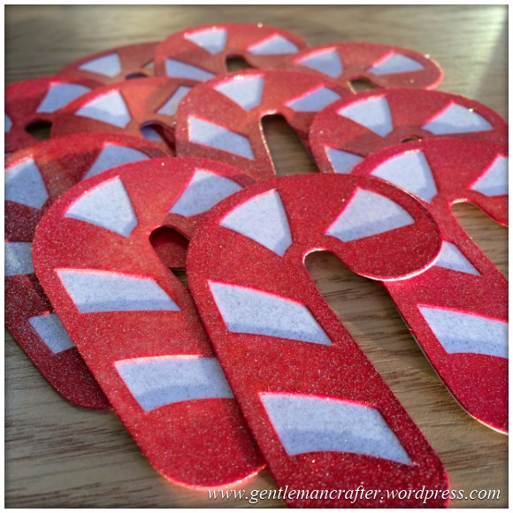 Candy Cane Cut Outs - 4
