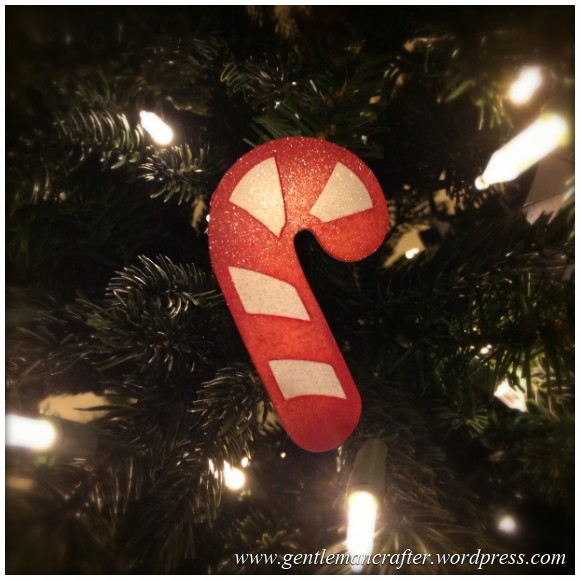 Candy Cane Cut Outs - 5