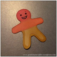 Ginger Bread Man Christmas Tree Decoration - 7