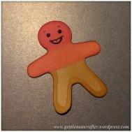 Ginger Bread Man Christmas Tree Decoration - 7