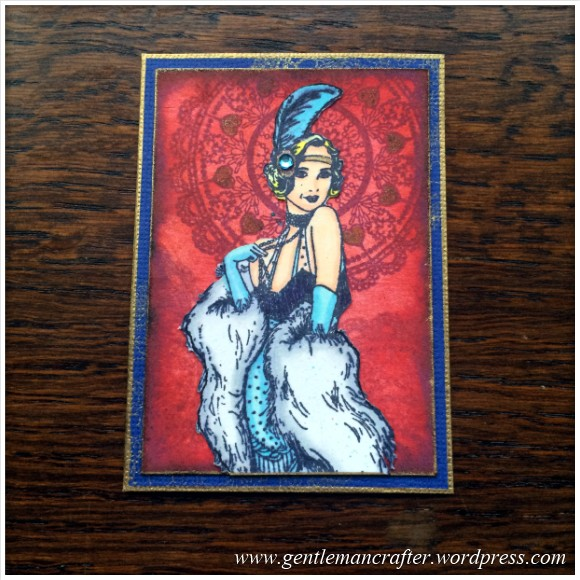 Artist Trading Card Daily - 22