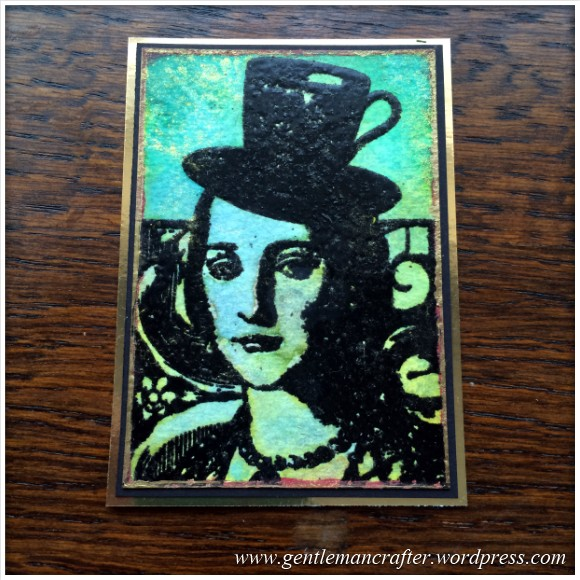 Artist Trading Card Daily - 24