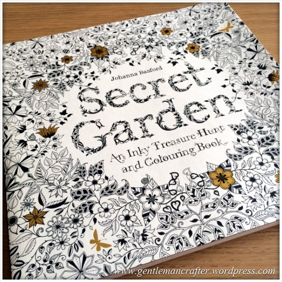 On The Coffee Table - Secret Garden by Johanna Basford - 1