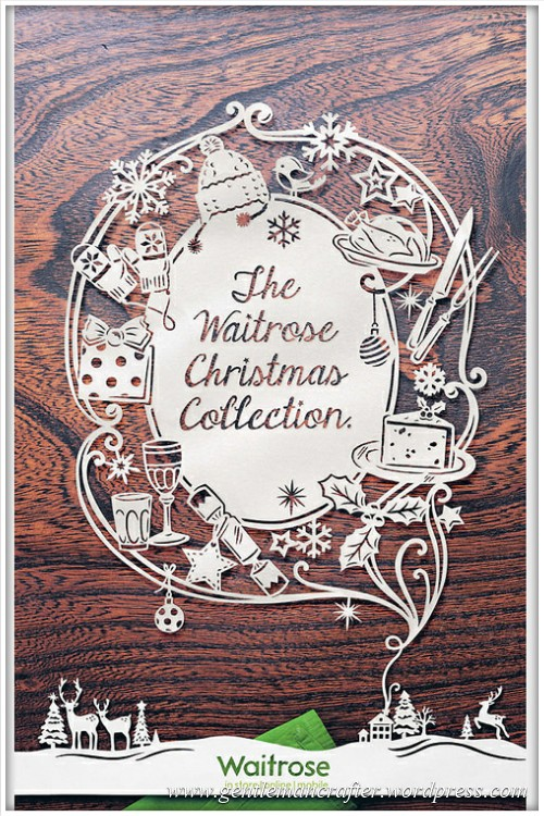 Worldwide Wednesday - Julene Harrison Paper Artist - Waitrose