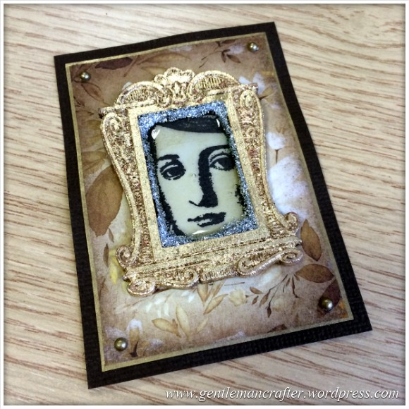 Artist Trading Card Daily - 32.1