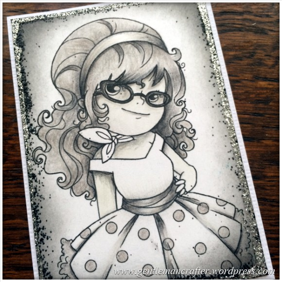 Artist Trading Card Daily 40.4