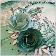 A Mixed Media Canvas Creation by Gentleman Crafter - Slideshow - 3