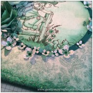 A Mixed Media Canvas Creation by Gentleman Crafter - Slideshow - 4