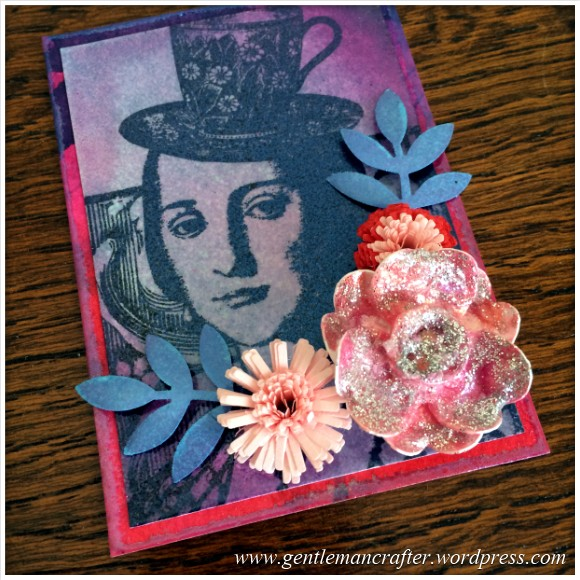 Artist Trading Card Daily - 52.2
