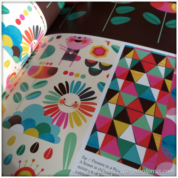 On The Coffee Table - Print And Pattern Geometric By Bowie Style - 4