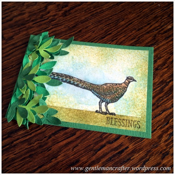 Artist Trading Card Daily - 76.1