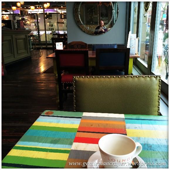 Argo Lounge For Breakfast