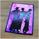 Artist Trading Card Daily - Color Burst - 87.1