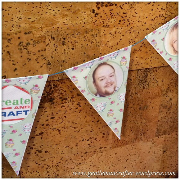 Bunting Face