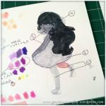 Fairy Canvas Creation 12