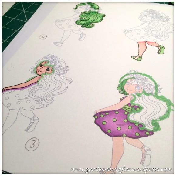 Fairy Canvas Creation 13