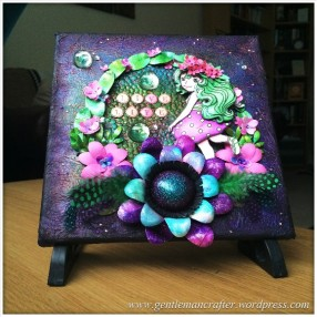 Fairy Canvas Creation Complete 1