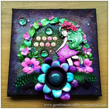 Fairy Canvas Creation Complete 3