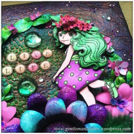 Fairy Canvas Creation Complete 7