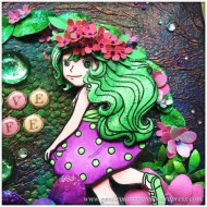 Fairy Canvas Creation Complete 8