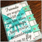 Artist Trading Card Daily 102 - Friends 2