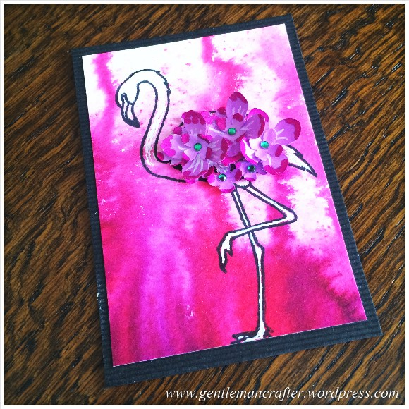 Artist Trading Card Daily - 105.1