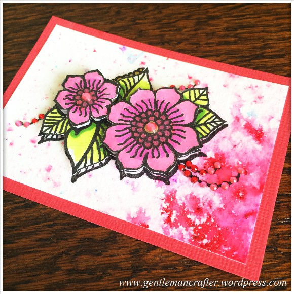 Artist Trading Card Daily - 109.3