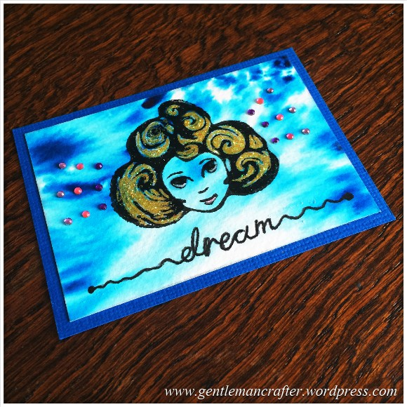 Artist Trading Card Daily - 110.1