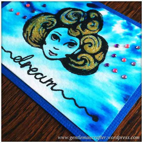 Artist Trading Card Daily - 110.2