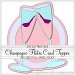 Champ Flutes Card Topper Featured Image