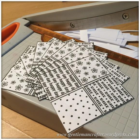 Monday Mash Up - Tea Bag Folded Stamping - 3