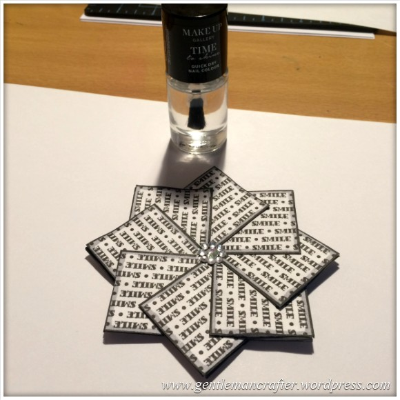 Monday Mash Up - Tea Bag Folded Stamping - 7