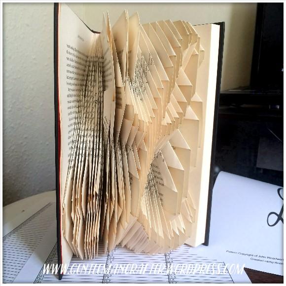 Book Folding Experiment - 1