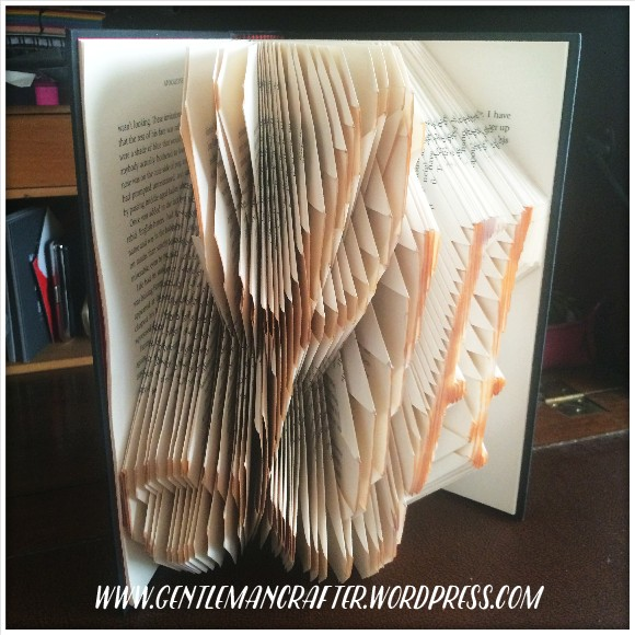 Book Folding Experiment - 2