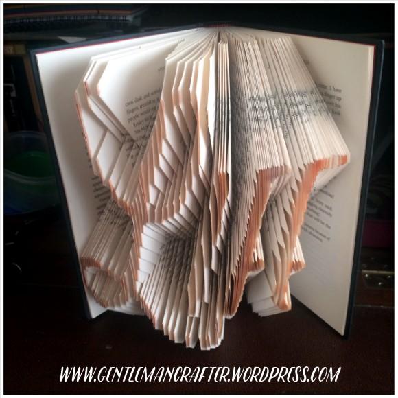 Book Folding Experiment - 3