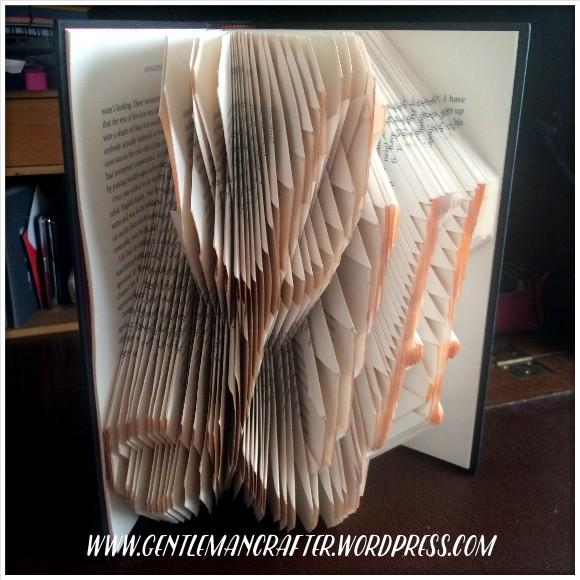 Book Folding Experiment - 4