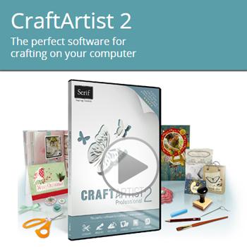 Serif Craft Artist Banner