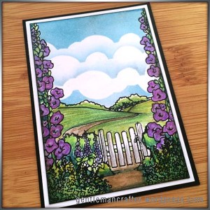 Artist Trading Card Daily 118 Hobby Art Stamps 1