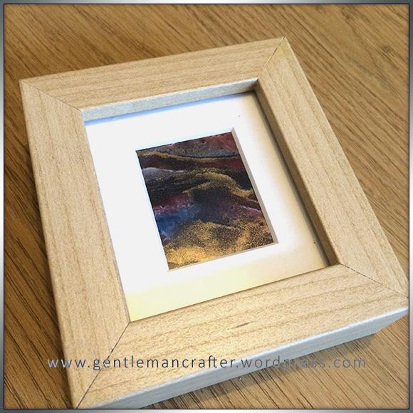 Abstract Encaustic Wax Art - 2