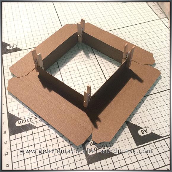 Building Box Frames - 3