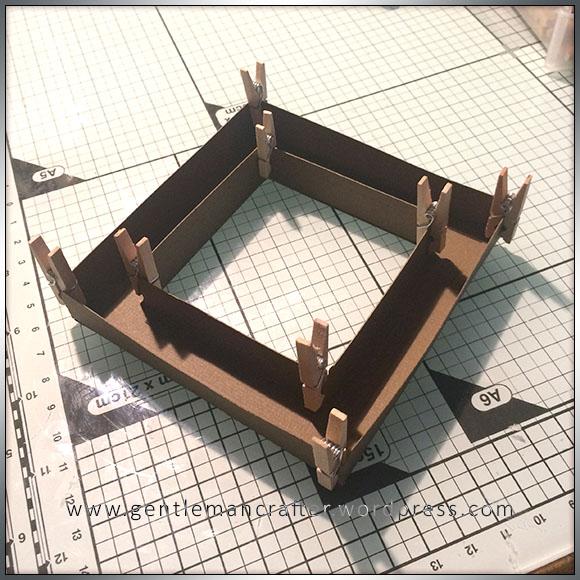 Building Box Frames - 4