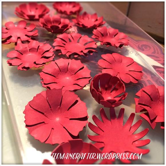 Flower Creation Test Cut 2
